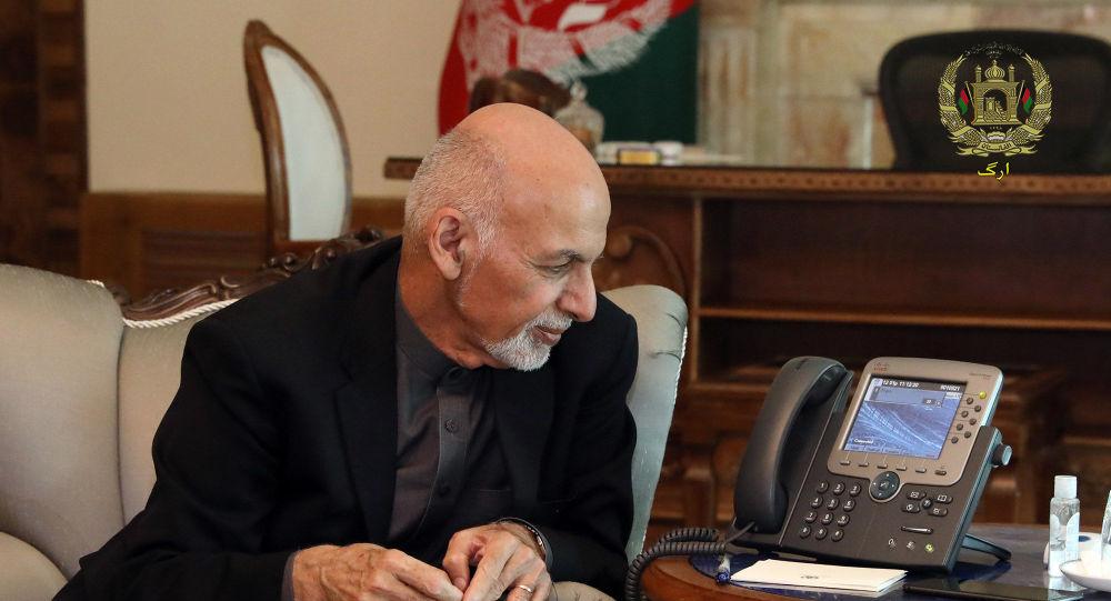 گفت وگوی تلفنی غنی با نخست وزیر آسترالیا؛ طالبان باید آتش بس را بپذیرند