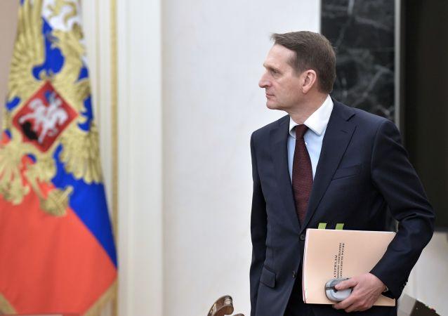 رئیس سرویس اطلاعات خارجی روسیه: وضعیت در افغانستان هر روز خرابتر می شود