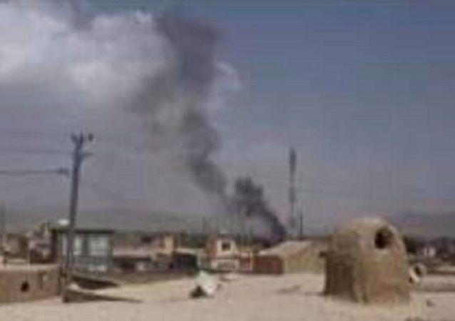 طالبان خانههای غیر نظامیان را در کندز به آتش کشیدند