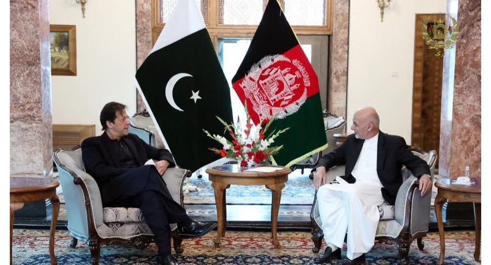 عمران خان هدف سفرش به کابل را اعلام کرد