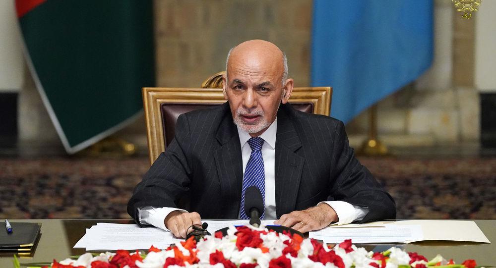غنی: اجرای تعزیرات به حیث یک ابزار برای موفقیت مذاکرات با طالبان مهم است