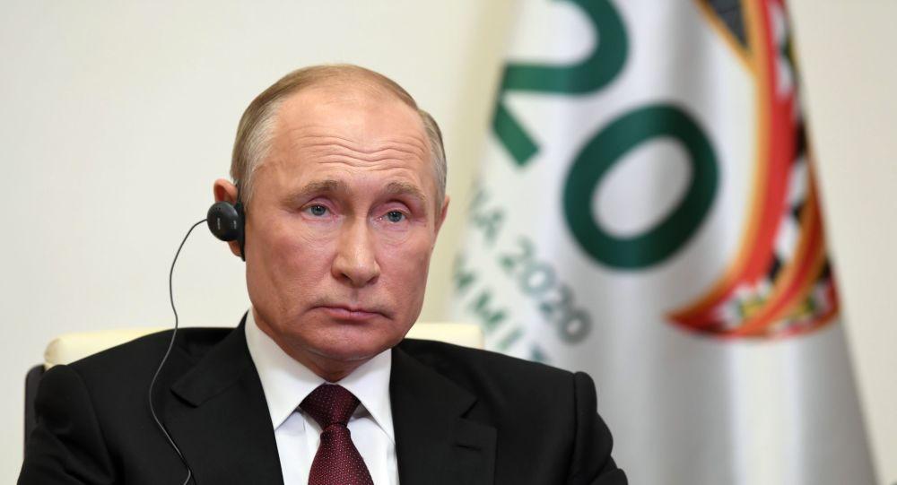 پوتین در مورد اصلی ترین خطر برای جهان سخن زد