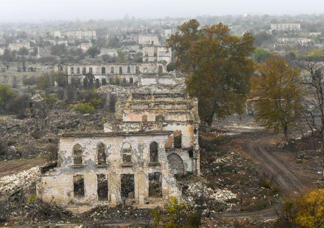 جنگ قرهباغ: آمادگی یونسکو برای حفظ آبدات تاریخی