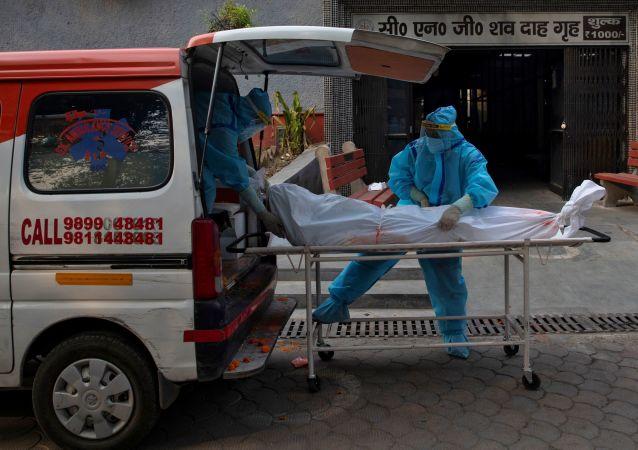 کرونا در هند؛ جان باختن 496 نفر طی 24 ساعت گذشته