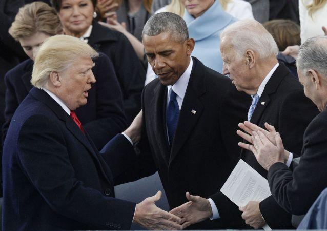 ترامپ: در مراسم تحلیف بایدن شرکت نخواهم کرد