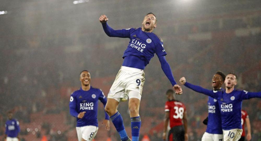 Leicester City'den 9 gollü tarihi galibiyet
