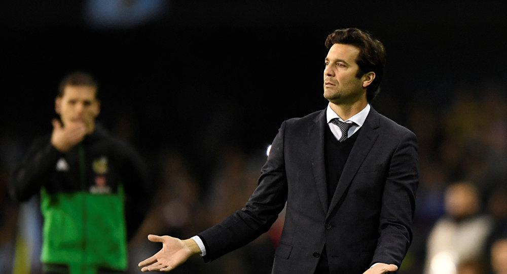 Santiago Solari, el nuevo técnico del Real Madrid