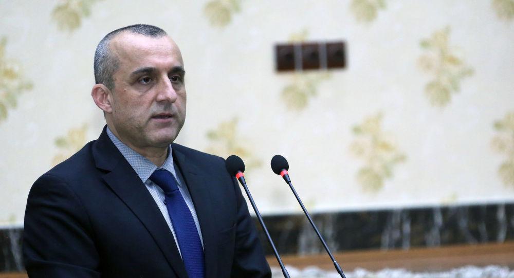امرالله صالح، معاون نخست ریاست جمهوری