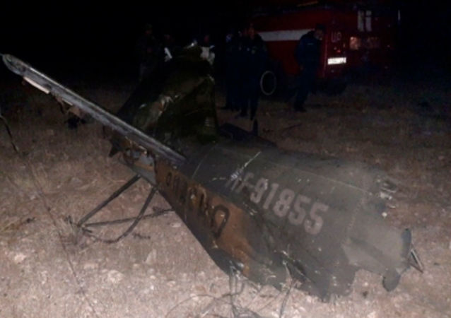 سرنگونی هلیکوپتر Mi-24 روسیه بر فراز ارمنستان عمدی شناخته شد