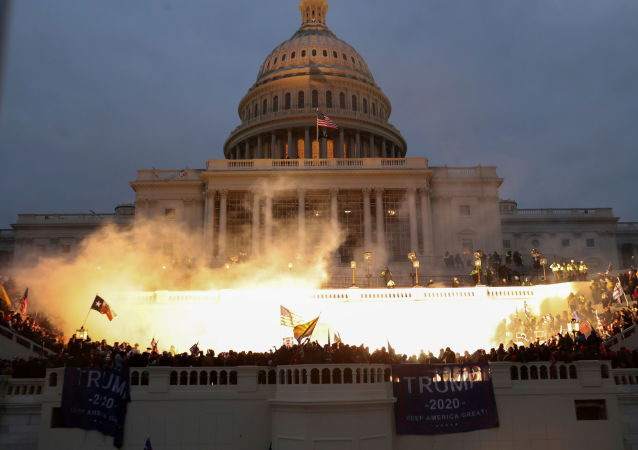 حمله به کنگره؛ درخواست برای دریافت بودجه بیشتر بخاطر مقابله با دشمنان داخلی
