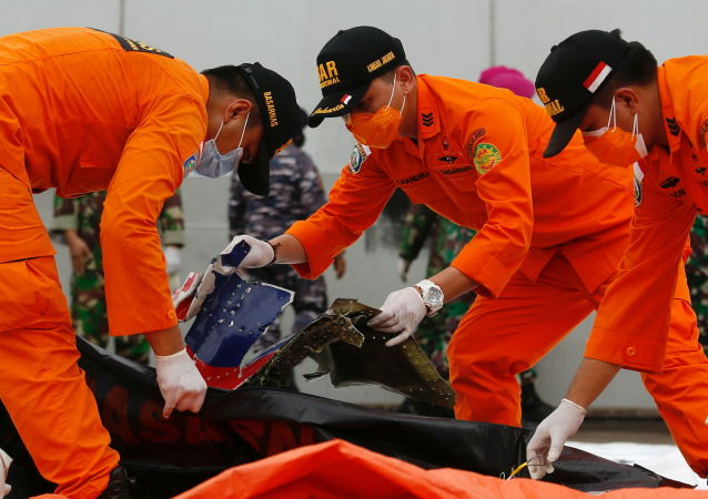 سقوط طیاره  اندونزیایی؛ تابعیت مسافران اعلام شد