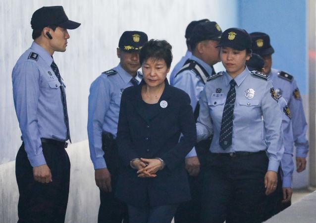 20 سال حبس برای رئیسجمهور پیشین کوریای جنوبی