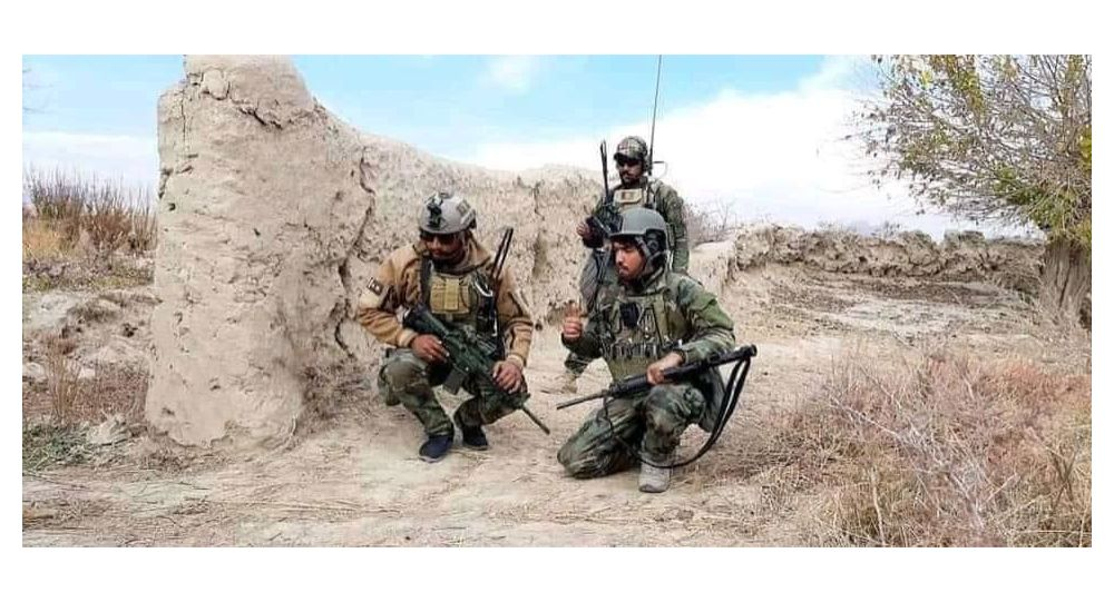 کشته شدن۱۴ جنگجوی طالبان در ارزگان