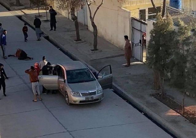 یک مترجم در کابل ترور شد