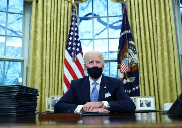 بایدن دوشنبه درباره سیاست خارجی امریکا سخنرانی میکند
