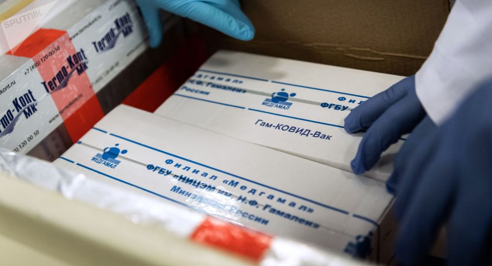 گفتگو برای افزایش تولید واکسین اسپوتنیک وی در اروپا