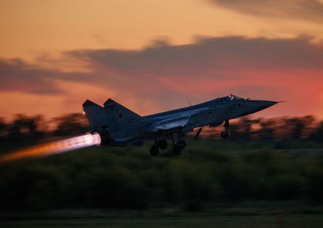 رهگیری هواپیمای شناسایی ناروی توسط جنگنده روسیه