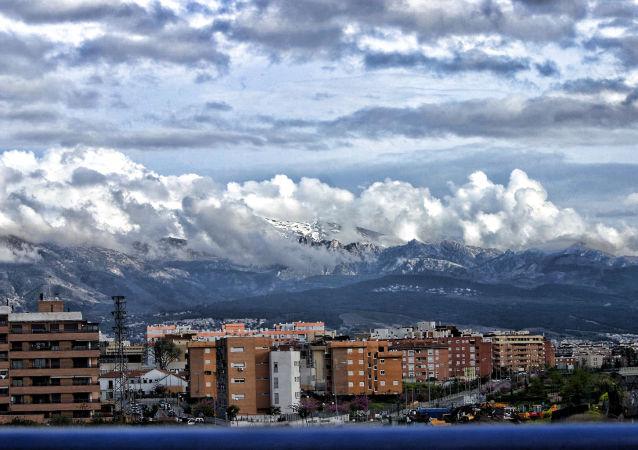 وقوع چندین زمینلرزه در اسپانیا