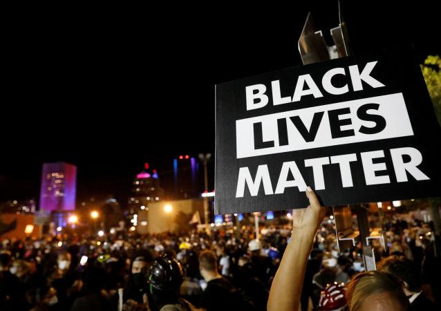 جنبش جان سیاهپوستان مهم است نامزد دریافت جایزه صلح نوبل شد