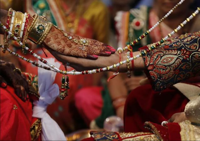 یک عروس در هند قبل از مراسم عروسی توسط برادرش کشته شد