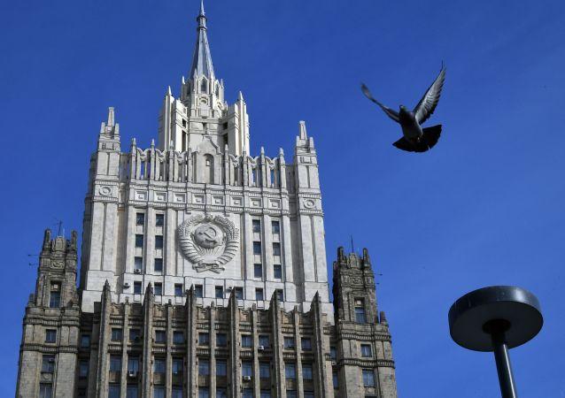 هشدار وزارت خارجه روسیه به امریکا درباره ادامه مداخله این کشور در امور داخلی روسیه