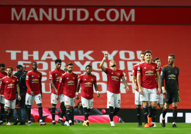 Soccer Football - Premier League - Manchester United v West Bromwich Albion - Old Trafford, Manchester, Britain - November 21, 2020