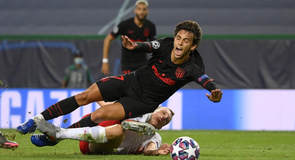 Joao Felix, el delantero en el Club Atlético de Madrid