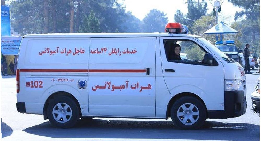 دو حادثه ترافیکی در هرات؛ یک کشته و شش زخمی بر جای گذاشت