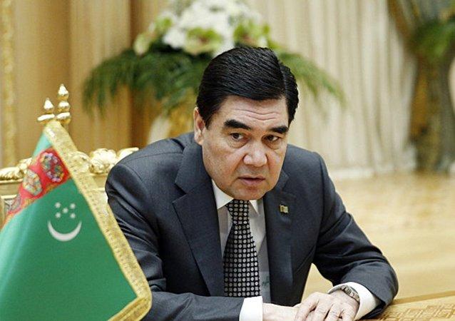 قربانقلی بردی محمدف، رئیس جمهور ترکمنستان