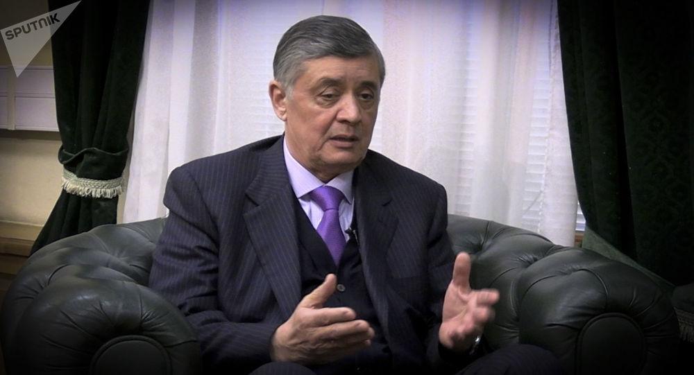 کابلوف: دولت موقت، یگانه گزینه مناسب برای رسیدن به صلح در افغانستان است