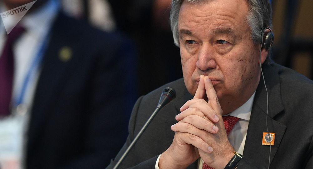 گوترش: سازمان ملل توانایی حل مشکل افغانستان را ندارد