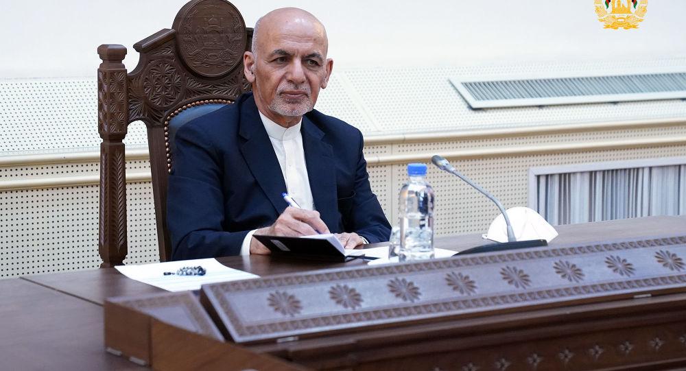 غنی:  دستگاه عدالت، آیندۀ افغانستان را تامین می کند