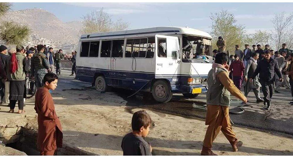 صبح کابل با انفجار آغاز شد؛ سه نفر کشته و 11 تن دیگر زخمی شدند
