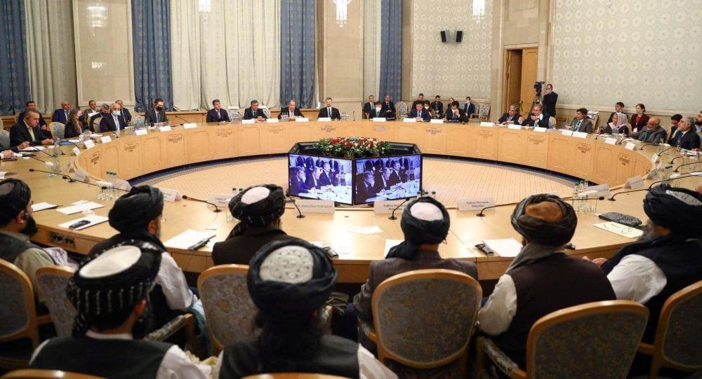 نشست ترویکای توسعهیافته در مسکو برای صلح در افغانستان