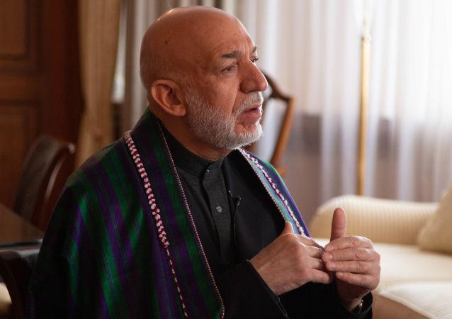حامد کرزی، رییس جمهور پیشین افغانستان