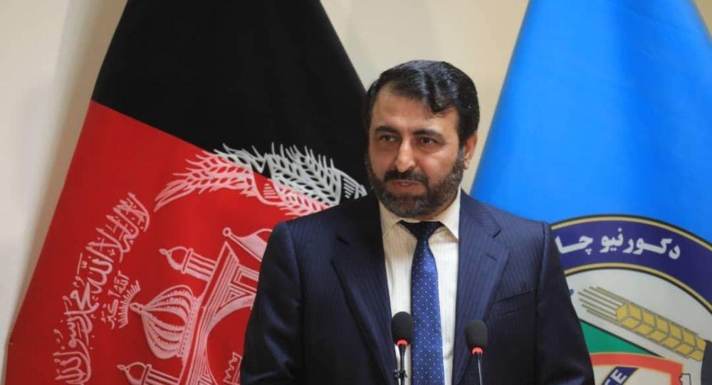 وزیر داخله به منسوبین پولیس: بر جنایت کاران و تروریستان فیر کنید