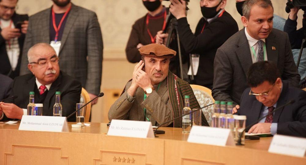 محمد علم ایزدیار، معاون اول مجلس سنای افغانستان