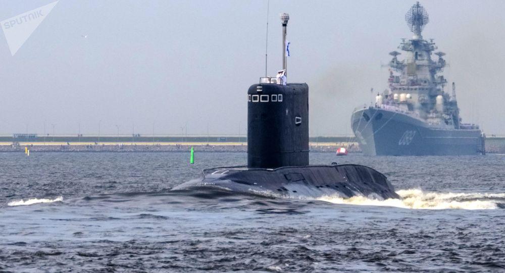 نشنال اینترست پنج کشتی قدرتمند نیروی دریایی روسیه را به معرفی گرفت