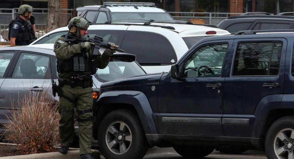 تیراندازی خونین در پایتخت امریکا