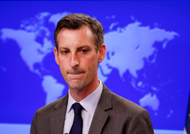 خواست آمریکا از طالبان: به حفاظت از زیربناها و غیرنظامیان متعهد باشید
