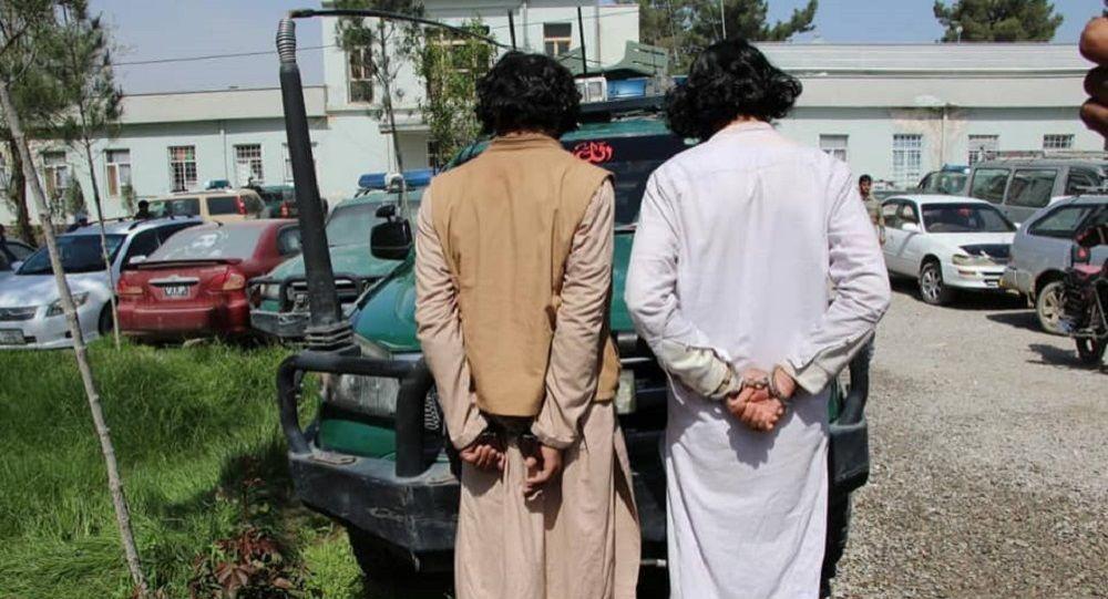 بازداشت دو عضو ارشد قطعه لایزری طالبان در ولایت بغلان