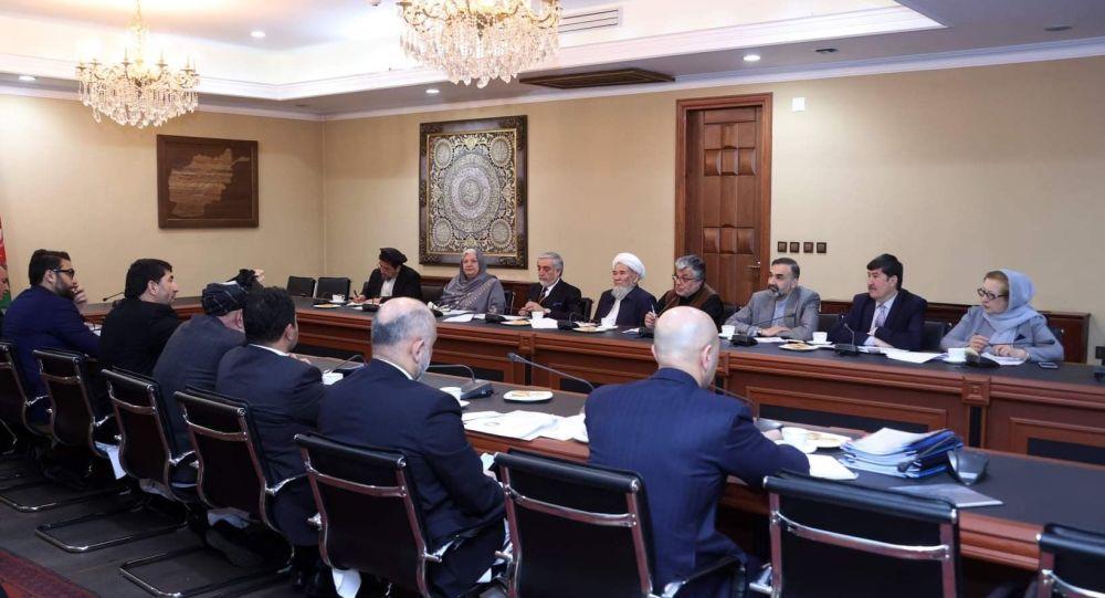 برگزاری نشست کمیتۀ تهیه و توحید مسودۀ طرح صلح