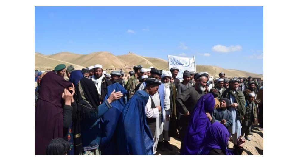 خشم مردم تجاوز گروهی طالبان بر یک دختر در جوزجان