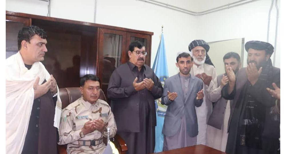 گل آغا شیرزی به طالبان پیوست + ویدیو