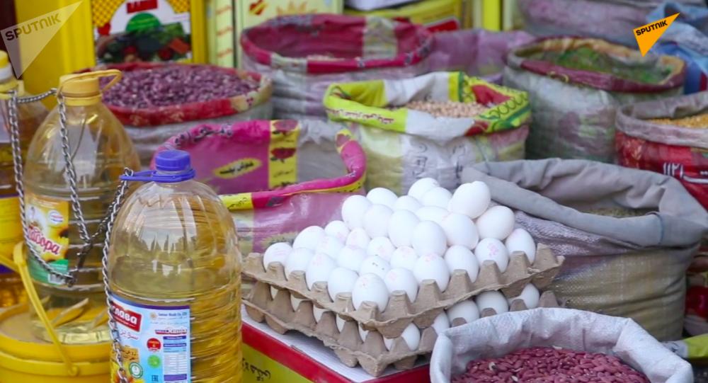 بالا رفتن قیمت مواد خوراکی با آغاز ماه مبارک رمضان