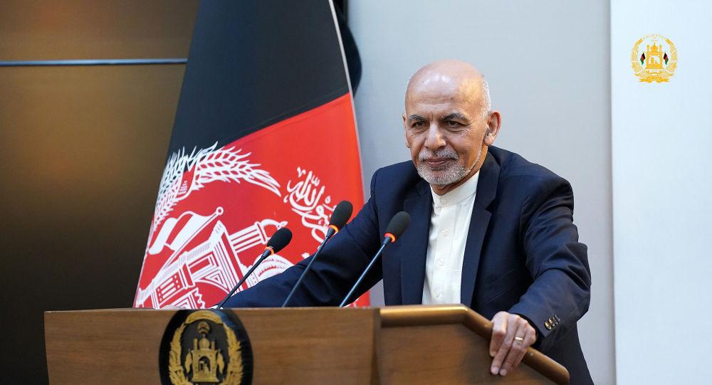 اشرف غنی، رئیسجمهور افغانستان