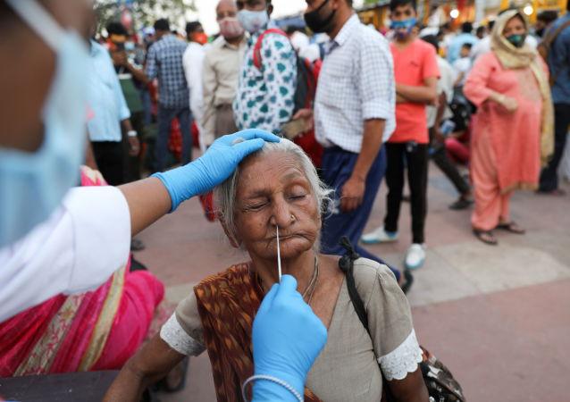 آخرین وضعیت شیوع کرونا در هند