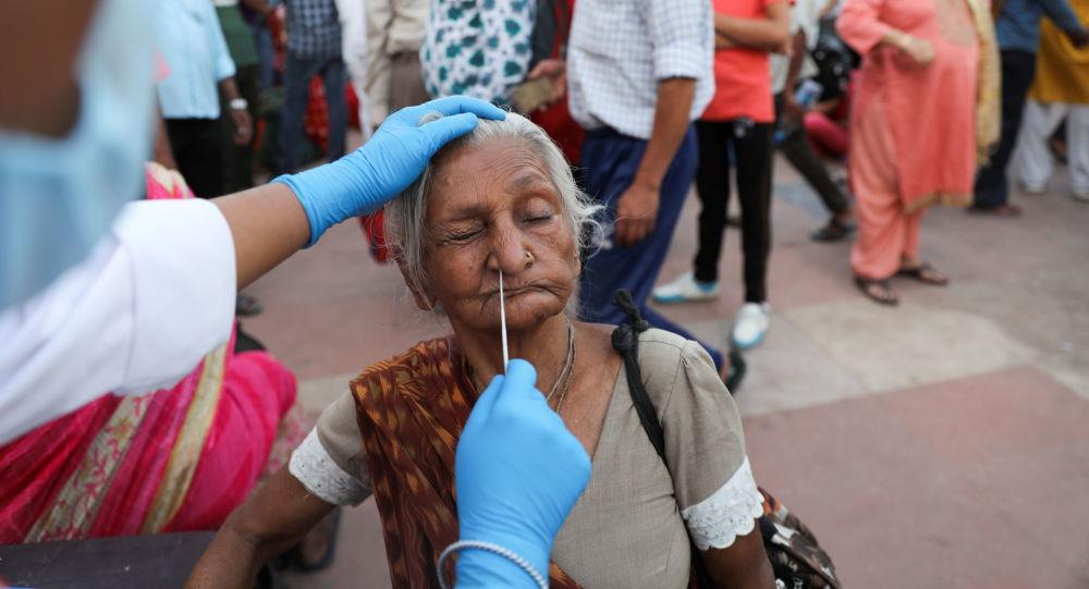 کرونا در هند؛ شناسایی 152 هزار مورد جدید یک شبانه روز