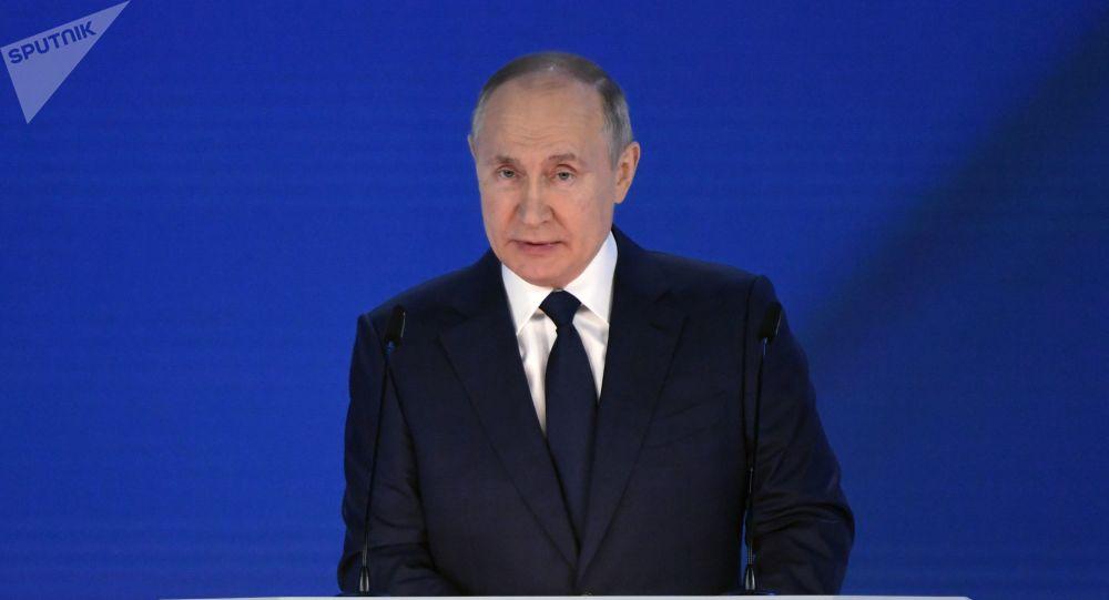 پوتین درباره نازیسم: تاریخ چنین نسل کشی را نمیدانست، اما ما یک پیروزی واقعی بزرگ داشتیم