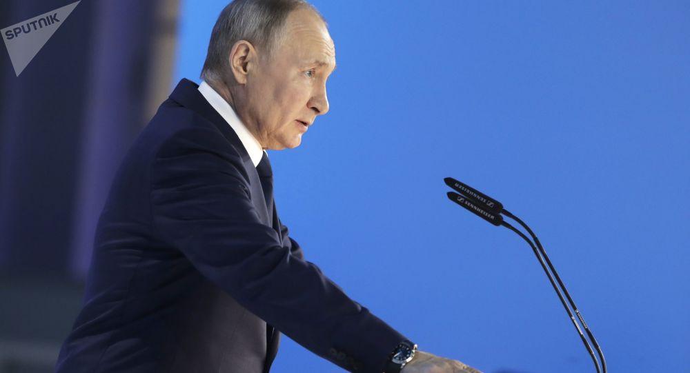 پوتین به سوال درباره جانشین خود پاسخ داد